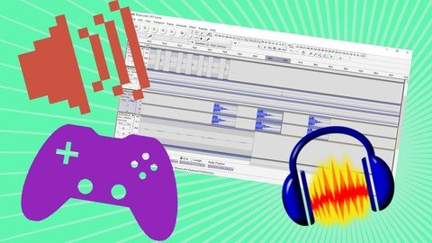 Introduction to Editing Audio for Games Course