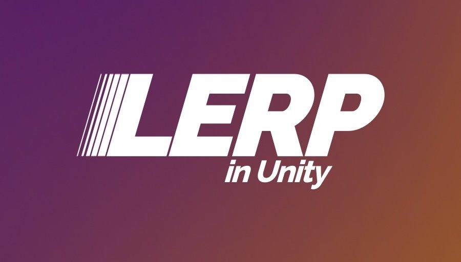 Lerp in Unity