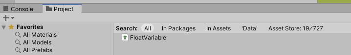 Scriptable Object Template class