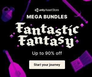 Unity Fantasy Bundle Sale