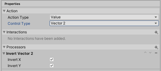 Invert Vector 2 Processor